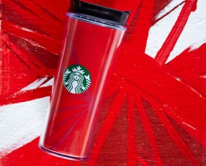 фото Акриловая термокружка Starbucks 'Праздник', 355 мл (11039019) #2