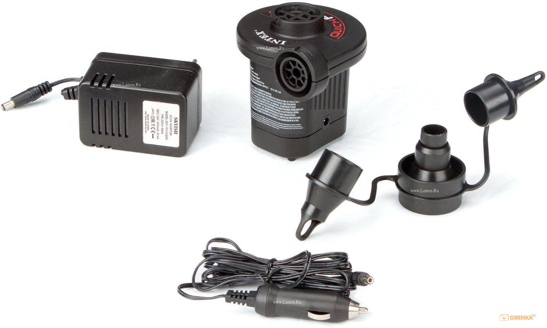 Насос электрический INTEX 12/220В