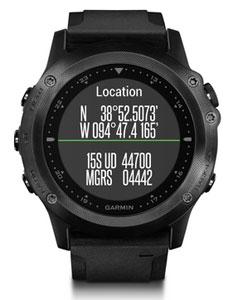Спортивные часы Garmin Tactix Bravo
