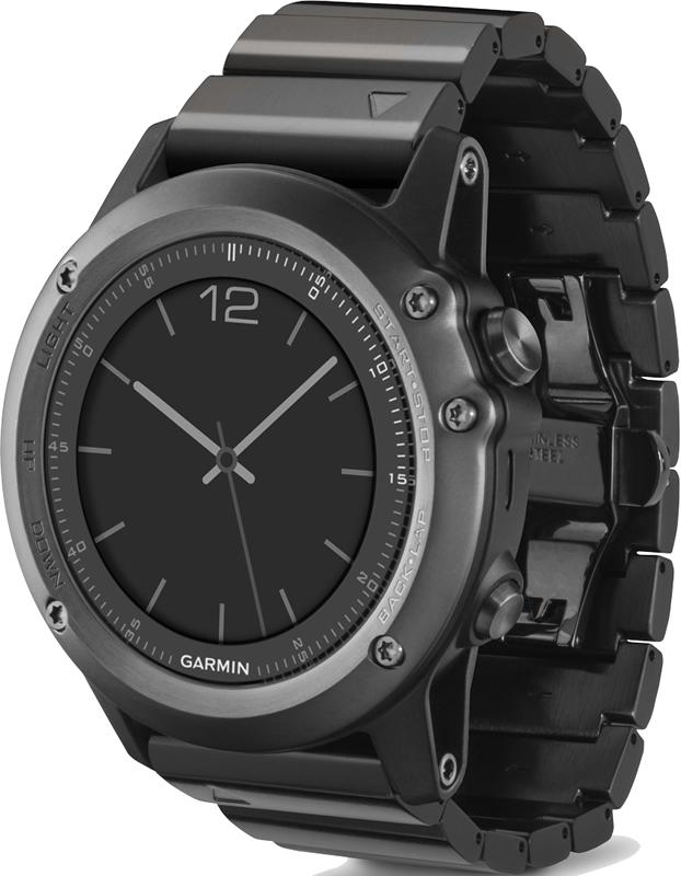 Спортивные часы Garmin Fenix 3 Sapphire