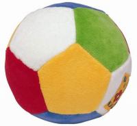 Мягкий мяч K's Kids, 10 см
