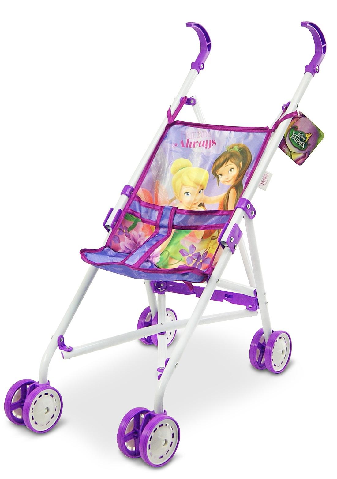 Коляска для куклы Disney Fairies (летняя)