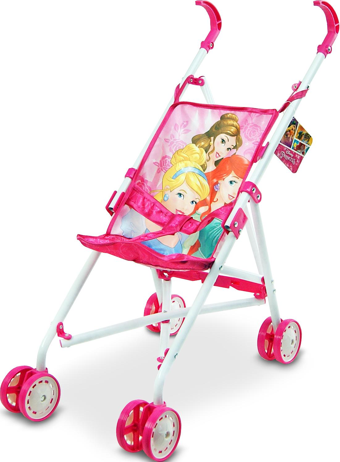 Коляска для куклы Disney Princess (летняя)