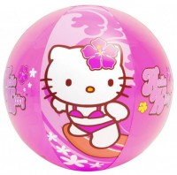 Надувной мяч Intex 'Hello Kitty'