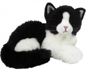 Мягкие игрушки белый кот