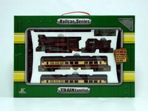 Детская железная дорога Fenfa Railcar Series Train Familial (1601A-4B)