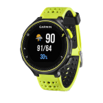 Спортивные часы Garmin Forerunner 230 Yellow-Black Watch Only (010-03717-52)