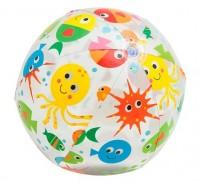 Мяч детский надувной Intex 'Морские жители' (59050-2)