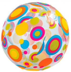 Мяч детский надувной Intex (59050-3)