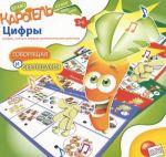 Электронная игра Liscianigiochi Каротина 'Цифры' (U36714-3)
