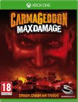 игра Carmageddon Max Damage Xbox One