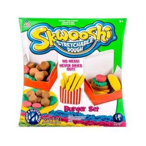 Набор для лепки Skwooshi 'Горячий Бургер' (30021)