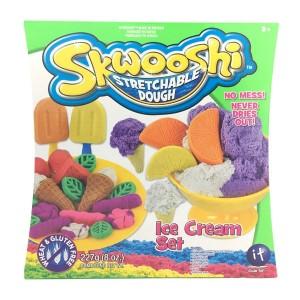 Набор для лепки Skwooshi 'Вкусное Мороженое' (30024)