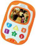 Телефон 'Маша и медведь. Бебифончик' развивающий, украинский язык (MM-706-U)
