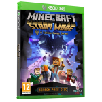 игра Minecraft: Story Mode Xbox One