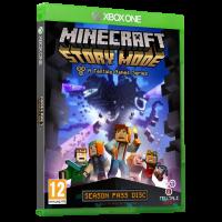 игра Minecraft: Story Mode Xbox One