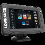 Эхолот-картплоттер Lowrance Elite-7 Ti (000-12419-001)