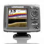 Эхолот-картплоттер Lowrance Hook-5x (000-12653-001)