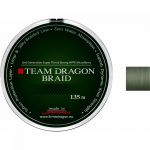 Шнур Dragon Team Braid (0.14mm 135m 12.7kg) Green