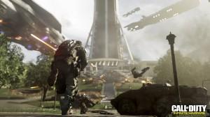 скриншот Call of Duty: Infinite Warfare PS4 #3