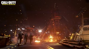 скриншот Call of Duty: Infinite Warfare PS4 #2