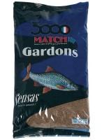 Прикормка Sensas 3000 Match Gardons 1 кг