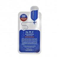 Подарок Маска для лица N.M.F Aquaring Ampoule Mask