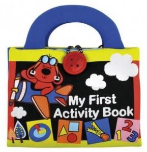 Моя первая активная книжка