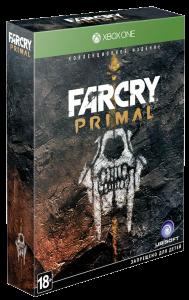 игра Far Cry Primal. Коллекционное издание Xbox One