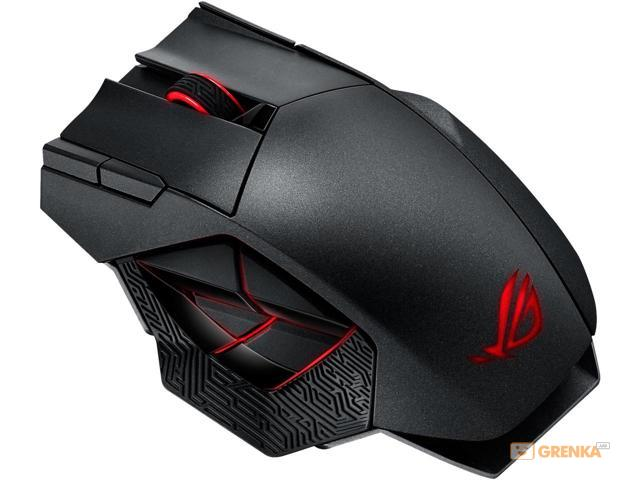 Мышь Asus ROG Spatha Wireless (90MP00A1-B0UA00)