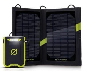 Комплект для зарядки Goal Zero 'Venture 30 Solar Recharging Kit' (42020)