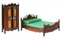 Коллекционный набор мебели 'Спальня'
