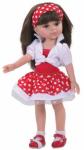 Кукла Paola Reina 'Кэрол в красном'