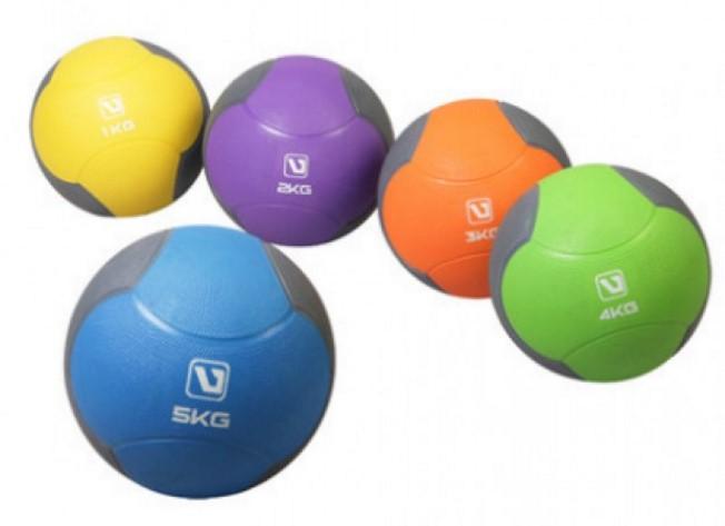 Купить Медбол LiveUp 10 кг (LS3006F-10)