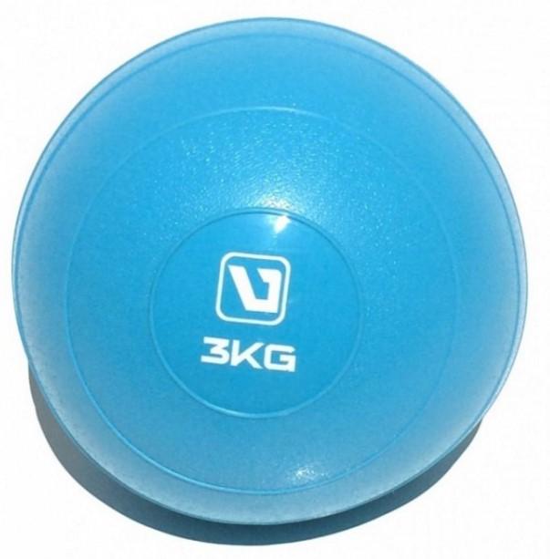 Купить Медбол мягкий LiveUp 3 кг (LS3003-3)