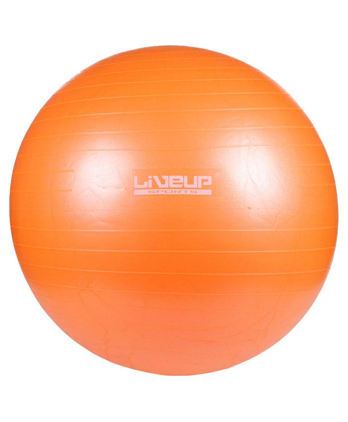 Купить Фитбол LiveUp с насосом (LS3222-65o)