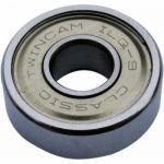 Хромированные стальные подшипники для роликов Twincam ILQ 9 Classic (8 шт.)