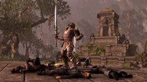 скриншот Elder Scrolls Online. Gold Edition (PS4) #11
