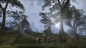 скриншот Elder Scrolls Online. Gold Edition (PS4) #7