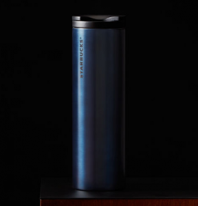 фото Тамблер Starbucks 11047952 Stainless Steel Tumbler - Navy Blue 473 мл #2