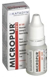 Обеззараживающие капли для воды Micropur Forte MF 100F (8013700)