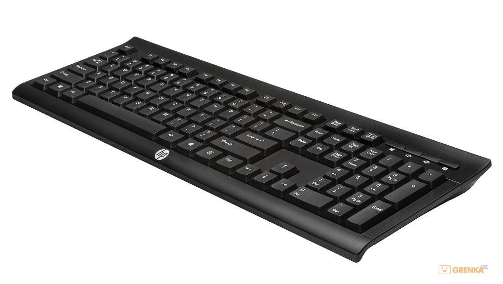 Клавиатура HP K2500 Wireless Keyboard (E5E78AA)