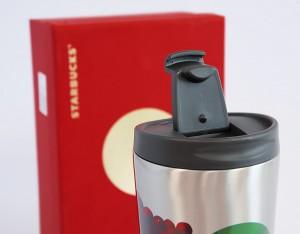 фото Стальная Термокружка Starbucks 11041166 Кофейные плоды 473 мл #4