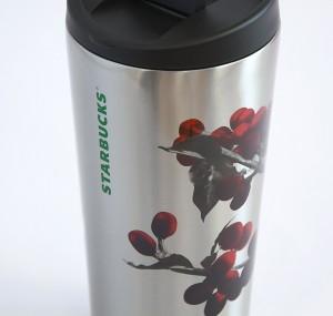 фото Стальная Термокружка Starbucks 11041166 Кофейные плоды 473 мл #5