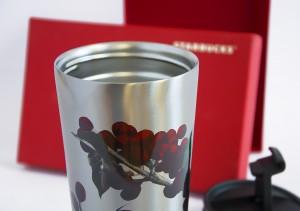 фото Стальная Термокружка Starbucks 11041166 Кофейные плоды 473 мл #3