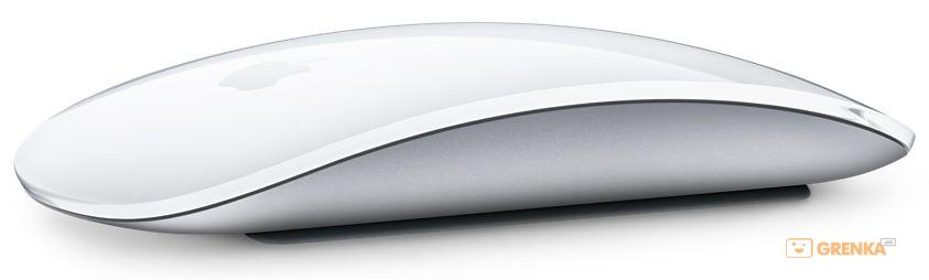 Мышь Apple A1657 Wireless Magic Mouse 2 (MLA02Z/A)