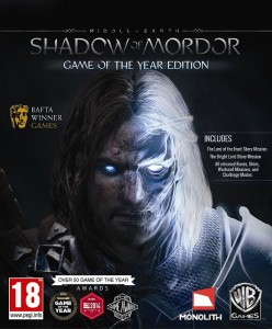 игра Middle-earth: Shadow of Mordor - Game of the Year Edition Xbox One