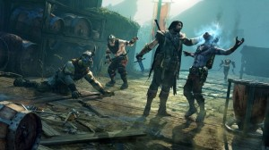 скриншот Middle-earth: Shadow of Mordor - Game of the Year Edition Xbox One #4