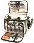 Пикниковый набор посуды для 4 человек Ranger с термосумкой (НВ4-533)