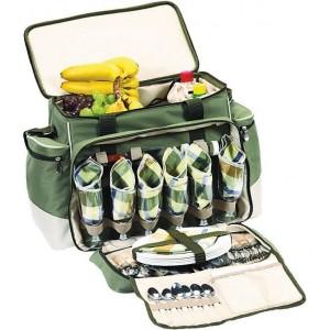 фото Пикниковый набор посуды на 6 персон 'Ranger', с термосумкой (НВ6-520) #2